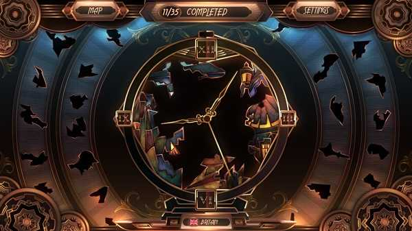 Screenshot Glass Masquerade