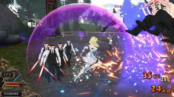 Screenshot Cinderella Escape 2 Revenge