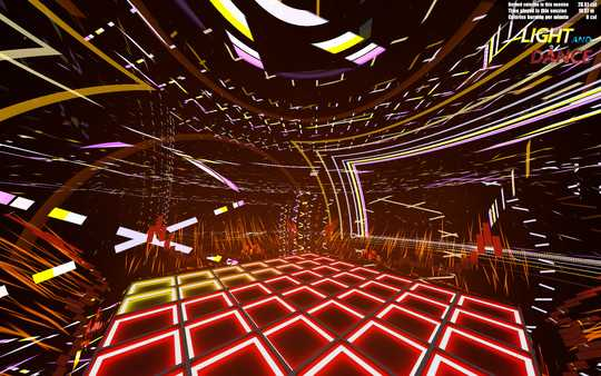 Screenshot Light And Dance VR