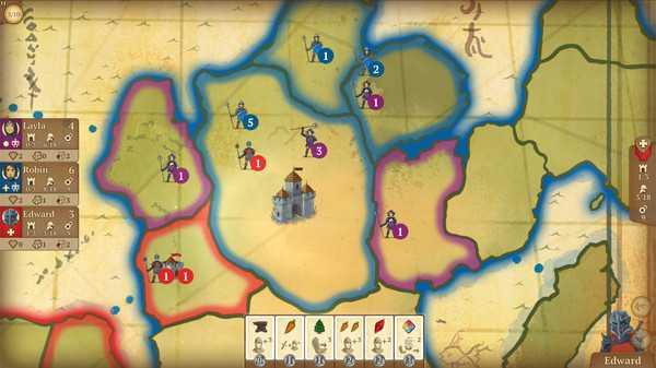Screenshot Eight-Minute Empire