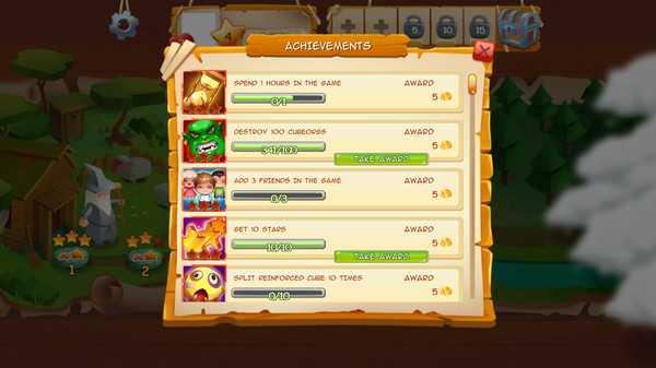 Screenshot Fable Rush