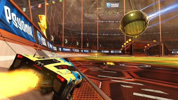 Screenshot Rocket League
