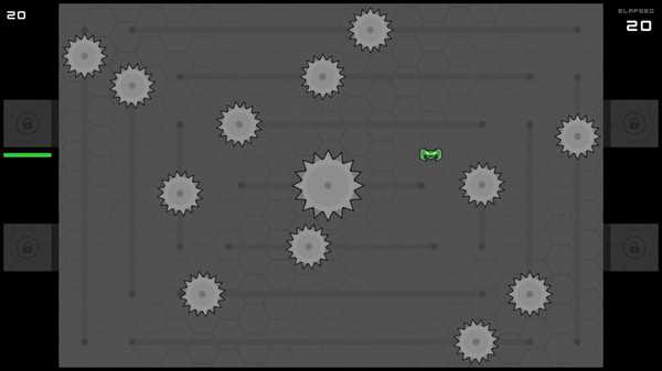 Screenshot Hover Hazard