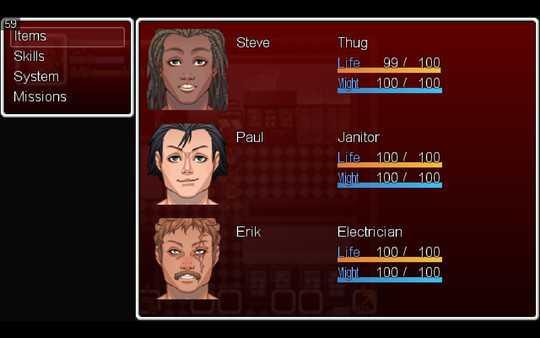 Screenshot The Escape DLC