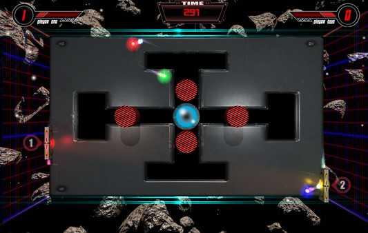 Screenshot RageBall