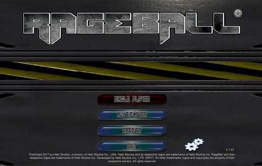 Screenshot RageBall