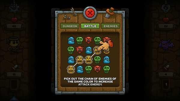 Screenshot Heroic Dungeon