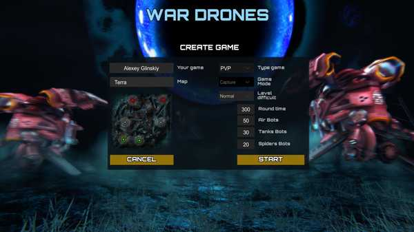 Screenshot WAR DRONES