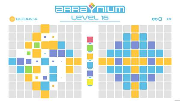 Screenshot ARRAYNIUM