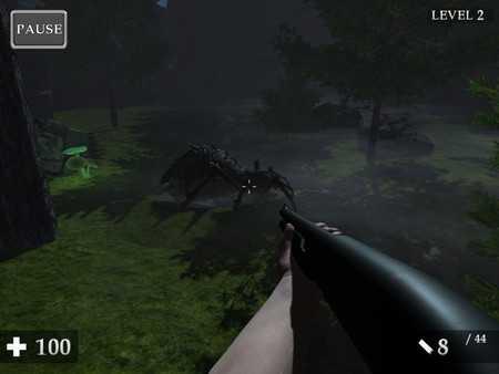 Screenshot All Evil Night
