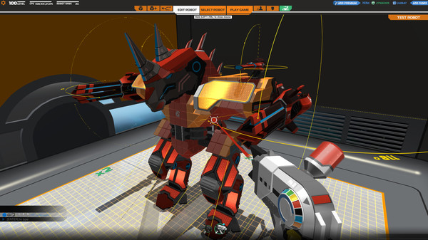 Screenshot Robocraft Basic Package