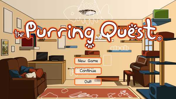 Screenshot The Purring Quest