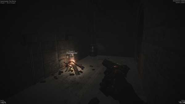 Screenshot Apocalypse: The Game