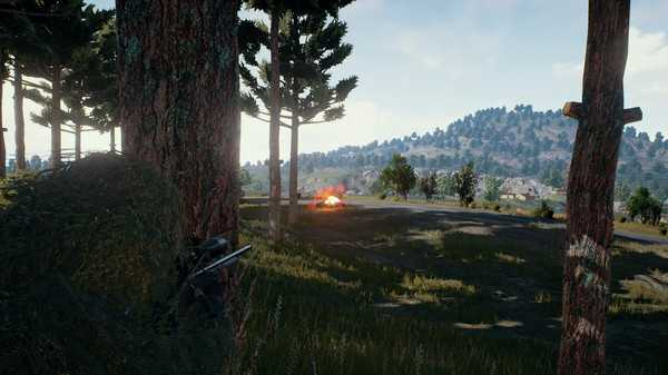 Screenshot PLAYERUNKNOWN'S BATTLEGROUNDS