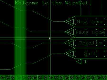 Screenshot WireNet