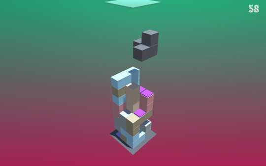 Screenshot 3D Tower