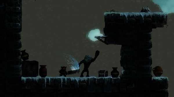 Screenshot Mahluk:Dark demon