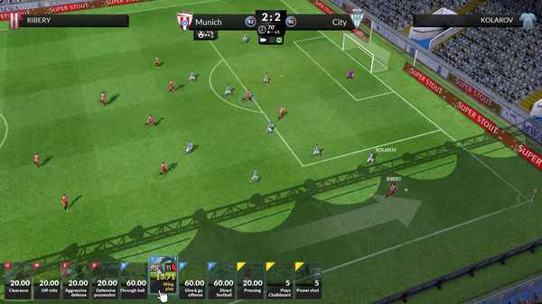 Screenshot Football Club Simulator - FCS 18