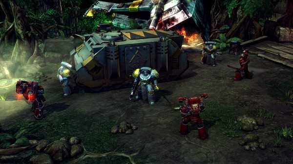 Screenshot Warhammer 40,000: Space Wolf