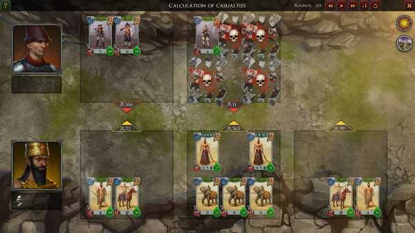 Screenshot Strategy & Tactics: Dark Ages