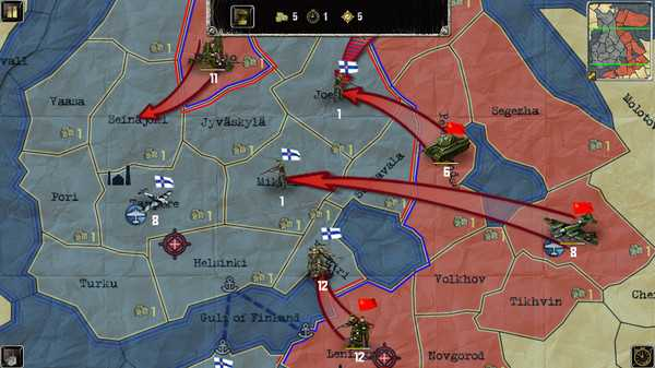 Screenshot Strategy & Tactics: Wargame Collection