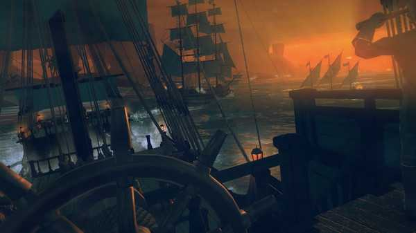 Screenshot Tempest: Pirate Action RPG