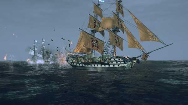 Screenshot Tempest: Pirate Action RPG
