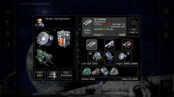 Screenshot Plancon: Space Conflict