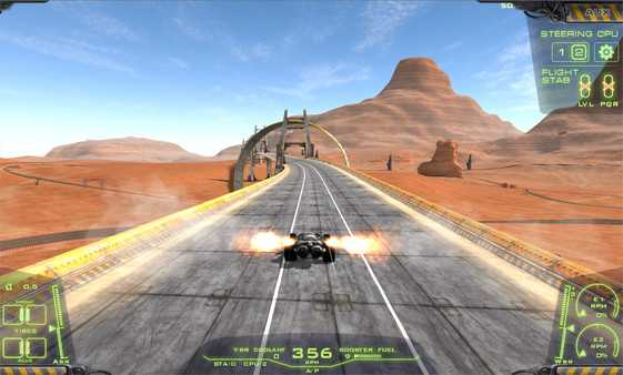 Screenshot Jet Racing Extreme