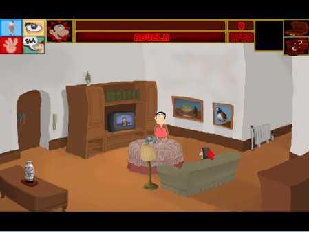 Screenshot Symploké: La Leyenda de Gustavo Bueno (Capítulo 2)