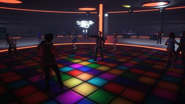 Screenshot Disco Time 80s VR