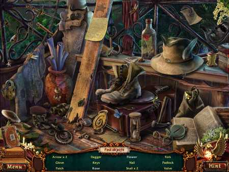 Screenshot Hidden Object Bundle 4 in 1