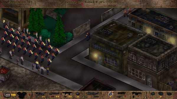 Screenshot POSTAL