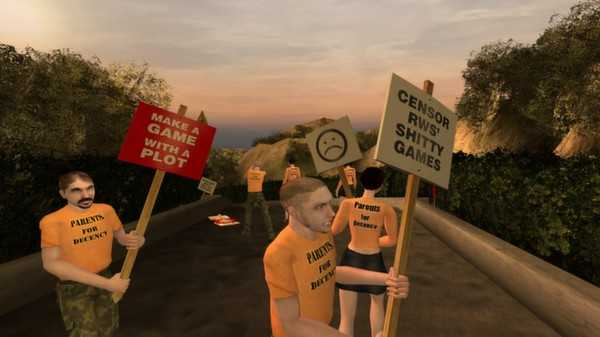 Screenshot POSTAL 2