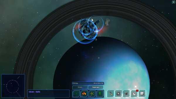 Screenshot BlockShip Wars: Roguelike