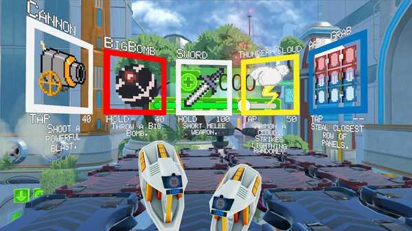 Screenshot CYCOM: Cybernet Combat