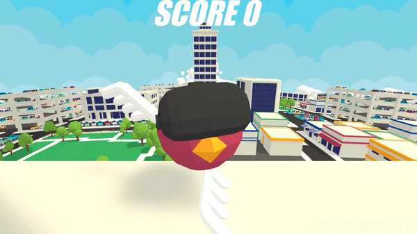 Screenshot Flappy Arms