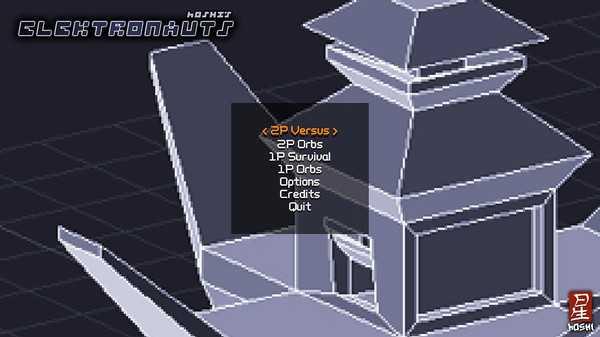 Screenshot hOSHIs Elektronauts