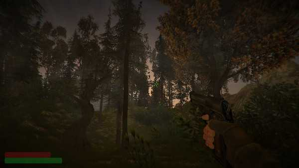 Screenshot Red Lake
