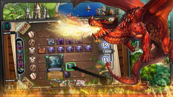 Screenshot Runewards: Strategy Card Game