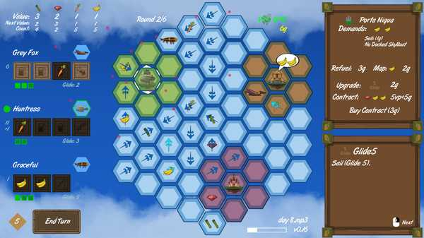 Screenshot SkyBoats