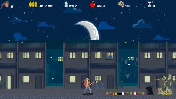 Screenshot Moon Bullet