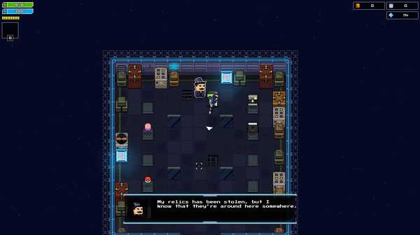 Screenshot Spaceship Looter