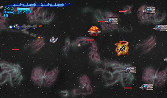 Screenshot Carnage in Space: Ignition