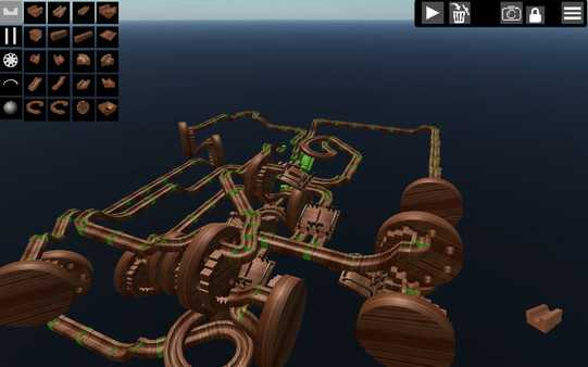 Screenshot Marble Run