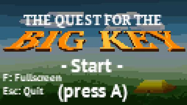 Screenshot The Quest for the BIG KEY