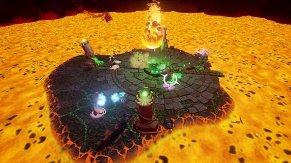 Screenshot Spellsworn