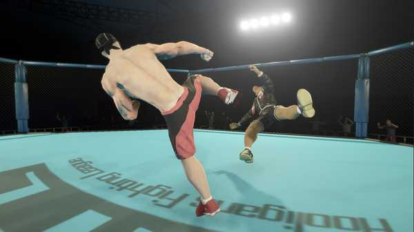 Screenshot Street Warriors Online