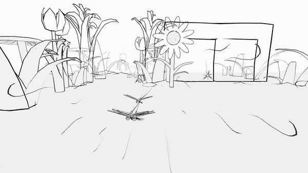 Screenshot Bird Game
