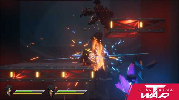 Screenshot Lightning War